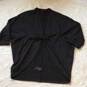 The North Face short sleeve cardigan